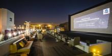 شاهد الأفلام تحت ضوء القمر و النجوم في دبي