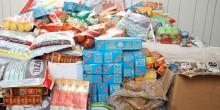 بلدية الذيد تضبط أكثر من 1000 كيلوغرام من البان