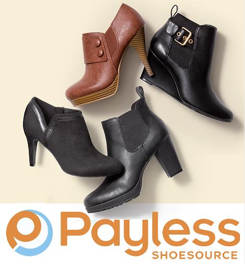 تخفيضات أفخم أحذية الرجال والنساء من Payless تصل إلى حدود 75%