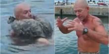إسباني يروي قصة 3 أيام قضاها في بطن الحوت بعد ابتلاعه