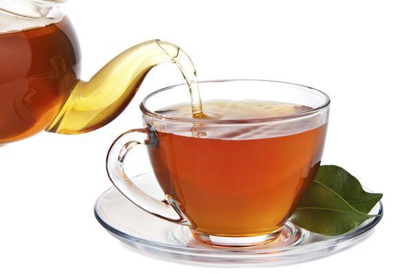 tea isolated. jupiter images