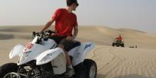 إجراءات صارمة ضد المتجاوزين من أصحاب الدراجات النارية رباعية الدفع في دبي