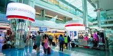 المسافرين في مطار دبي ينسون أغراض بملايين الدراهم
