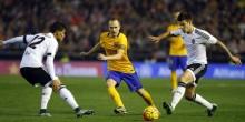 """اليوم ..برشلونة """"المتعثر"""" في مباراة مصيرية أمام فالنسيا بالليجا"""