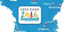 يورو 2016 | بالصور.. تعرف على الملاعب التي ستستضيف البطولة