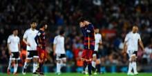 تقرير – ماذا تعلمنا من سقوط برشلونة أمام فالنسيا في الليجا
