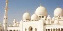 جامع الشيخ زايد منارة إسلامية تضئ إمارة أبوظبي
