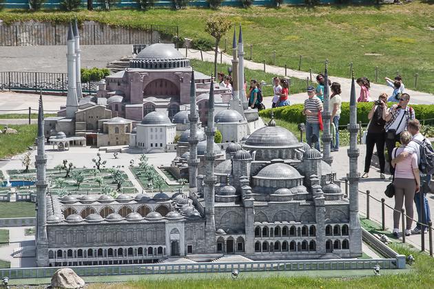 Miniaturk Istanbul Hagia Sophia Istanbul