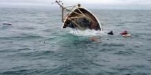مواطنان يسبحان عكس التيار لمدة 6 ساعات بعد غرق القارب