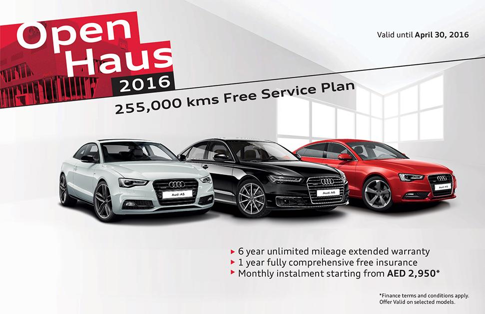 فرصتك الأمثل لامتلاك سيارة Audi