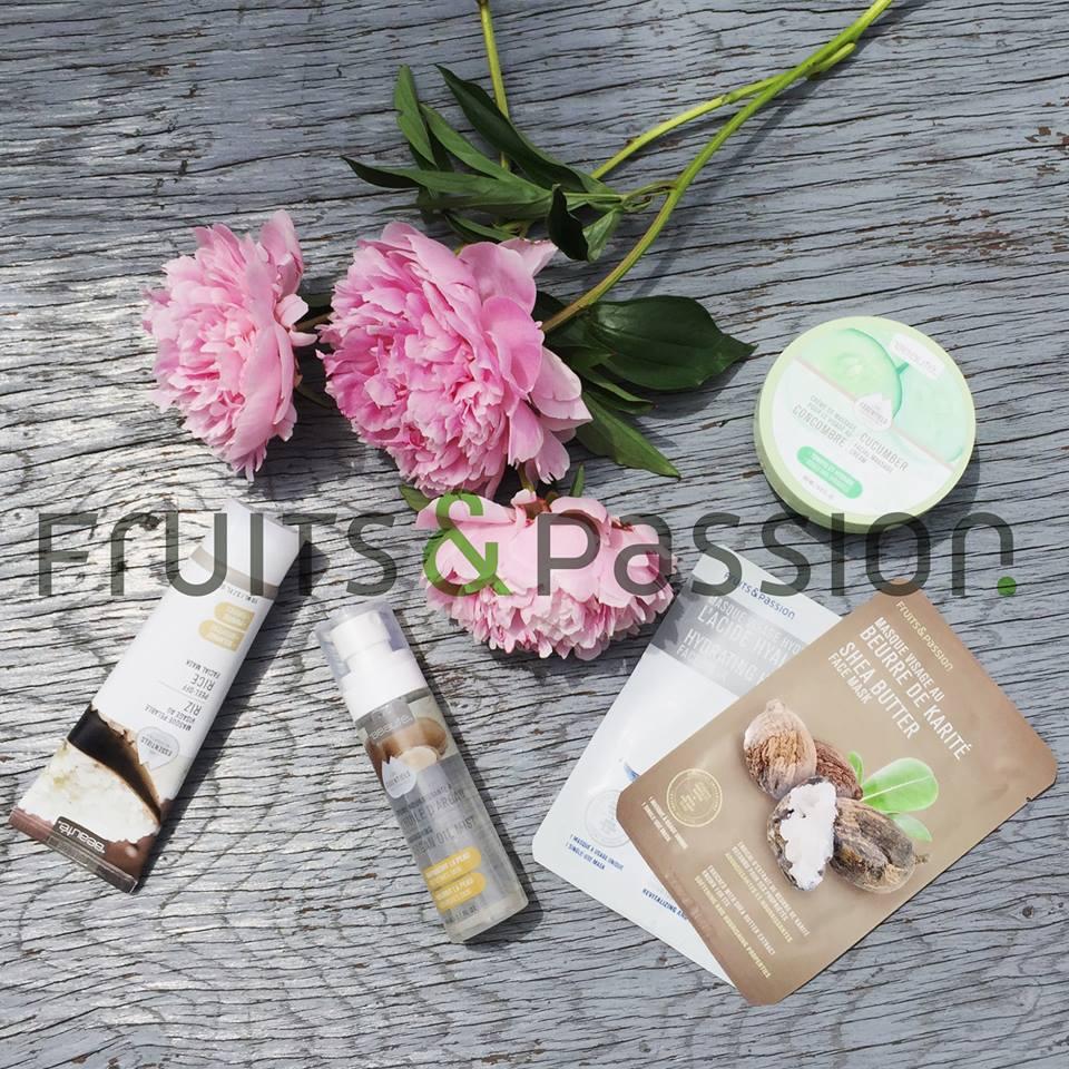 تخفيضات كبيرة على منتجات التجميل والعناية بالجسم والعطور من Fruits and Passion