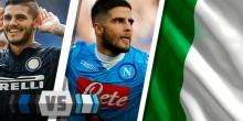 اليوم ..قمة لاتقبل القسمة على اثنين بين إنتر ونابولي في الدوري الإيطالي