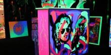 أبوظبي تشهد افتتاح معرض الفنان العالمي تومي بوي