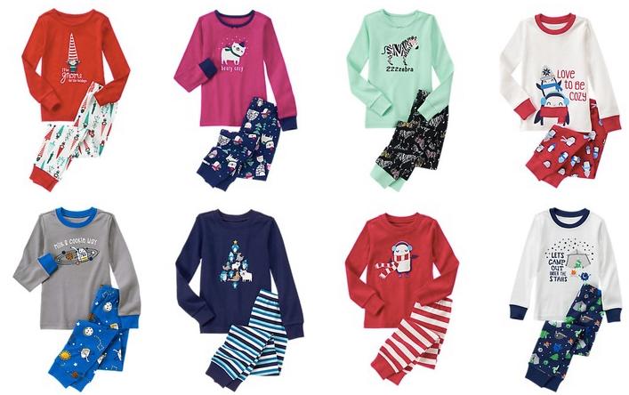 تخفيضات ملابس الأطفال من Gymboree حتى 35%