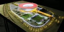 """بالصور: تعرف على التحفة المعمارية الجديد في الإمارات """"إستاد محمد بن راشد"""""""