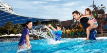 أفضل الأماكن الترفيهية للأطفال في دبي