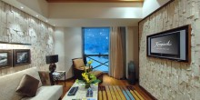 فندق كمبنسكي يكشف عن غرف فاخرة مطلة على سكي دبي