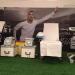 رونالدو يروج لحملة تبرع بالدم في دبي