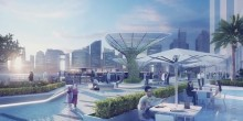 دبي القابضة تطلق  مشروع مراسي الخليج التجاري بمليار درهم
