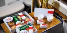 وجبات إفطار جديدة  للصائمين على رحلات طيران الإمارات