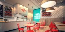 بالصور: إطلاق مطعم بيت البيتزا في دبي