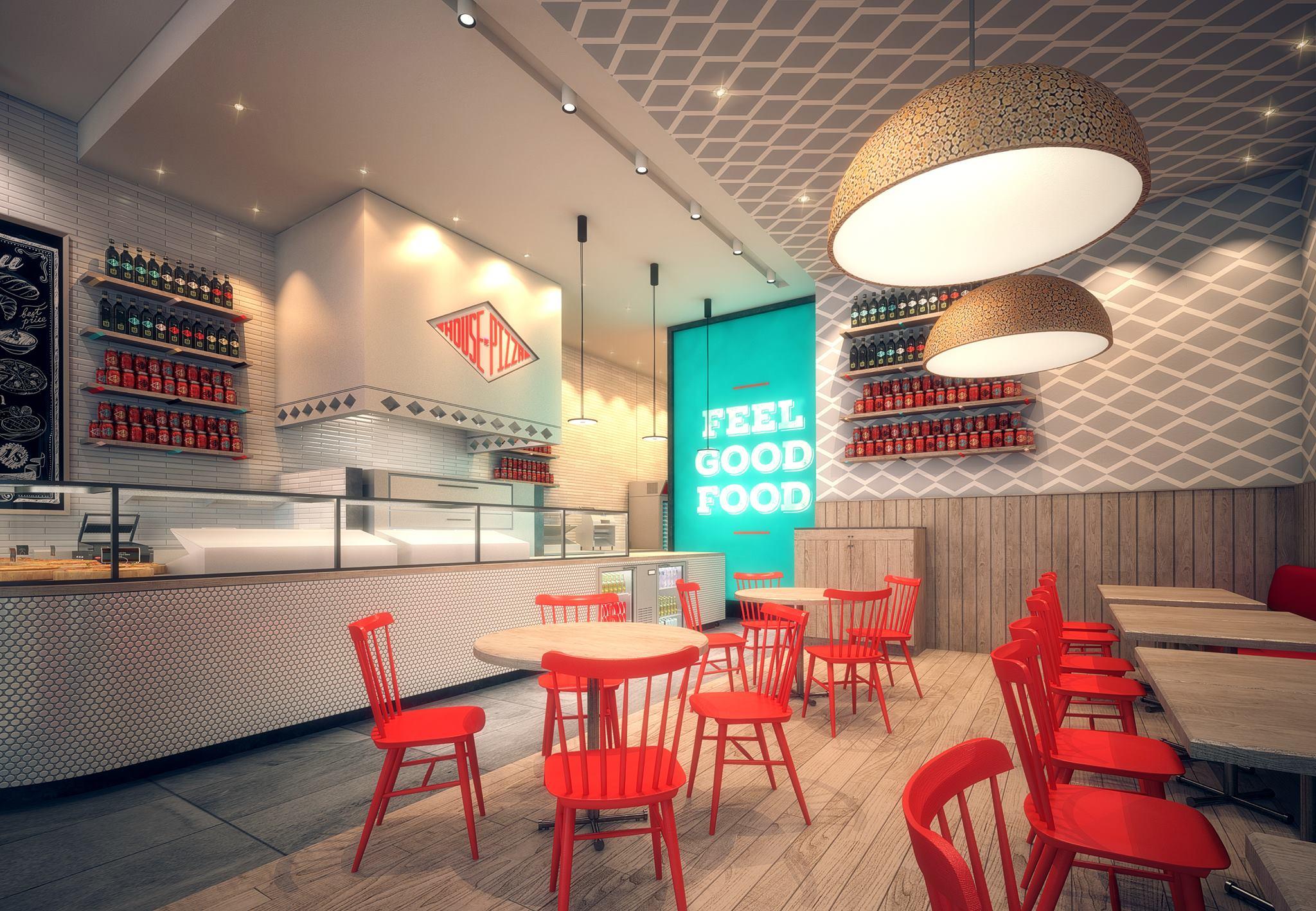 بالصور إطلاق مطعم بيت البيتزا في دبي زووم الإمارات