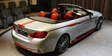 """بالصور: النسخة الخاصة من سيارة """"بي إم دبليو 435 آي"""" في أبو ظبي"""