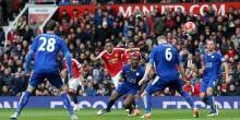 بالصور والفيديو: ليستر سيتي يقترب من اللقب بتعادل إيجابي أمام مانشستر يونايتد