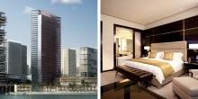 بالصور: فندق فور سيزن الجديد في أبوظبي يبدأ باستقبال الظيوف