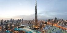 تعرف على سحر بحيرة برج خليفة في دبي