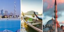 تعرف على الوجهات السياحية المفضلة لدى السياح الإماراتيين