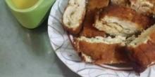 أكلات رمضانية: صدور الدجاج البانية المحشية بالجبن والتوابل