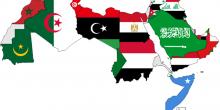 ما هو ترتيب الدول العربية من حيث المساحة؟