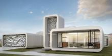 بالفيديو: كيف تمت طباعة أول مبنى ثلاثي الأبعاد في العالم بدبي؟