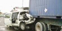 مطالبات بمنع الحافلات الصغيرة للركاب في الإمارات بعد كثرة الحوادث