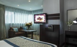 فندق ميركيور سنتر أبو ظبي