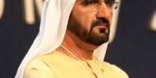حاكم دبي يتابع مؤشر السعادة عبر تطبيقٍ خاص