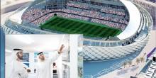 إطلاق استاد محمد بن راشد في دبي بقيمة ثلاث مليارات درهم