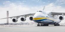 بالفيديو: أكبر طائرة بالعالم تصل إلى دبي