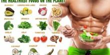 ماهي أفضل 10 أطعمة لبناء العضلات؟