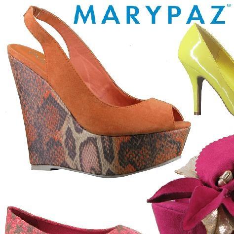 تخفيضات إلى حدود 50% على أحذية MARYPAZ حتى 29 مايو 2016