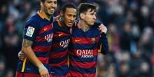 تقرير – ثلاثي برشلونة يقود تشكيلة الموسم في أوروبا