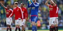 اليوم .. مانشستر يونايتد يختتم الدوري الإنجليزي بمواجهة بورنموث