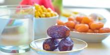 نصائح ذهبية للتخلص من الوزن الزائد في شهر رمضان