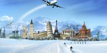 ماهي أفضل 5 وجهات سياحية؟
