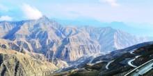 تعرف على جبل جيس برأس الخيمة