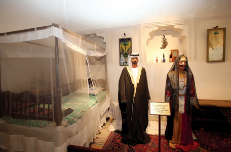 General view of Ahmadiyya School and Heritage House in Dubai. June 08, 2014. Photo by Xavier Wilson