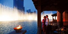 ماهي أفضل المطاعم الرومانسية في دبي؟