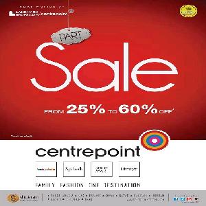 تخفيضات إلى حدود 60% من Centrepoint حتى 30 مايو 2016