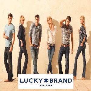 تخفيضات إلى حدود 75% من Lucky Brand حتى 31 مايو 2016